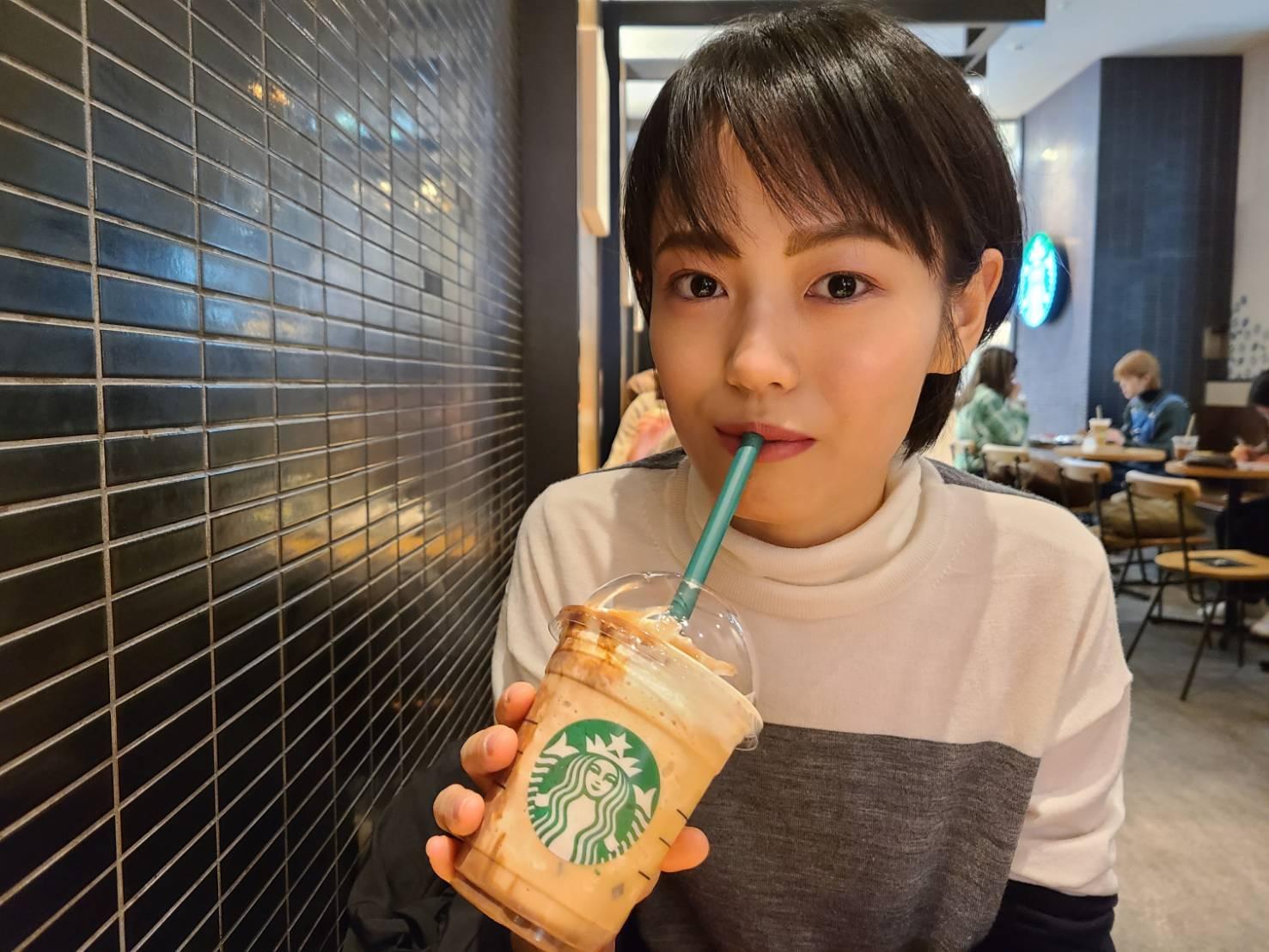 【スタバ☆新作カスタマイズ】メルティ生チョコレートを大人のお味に♡徹底解説つき_2