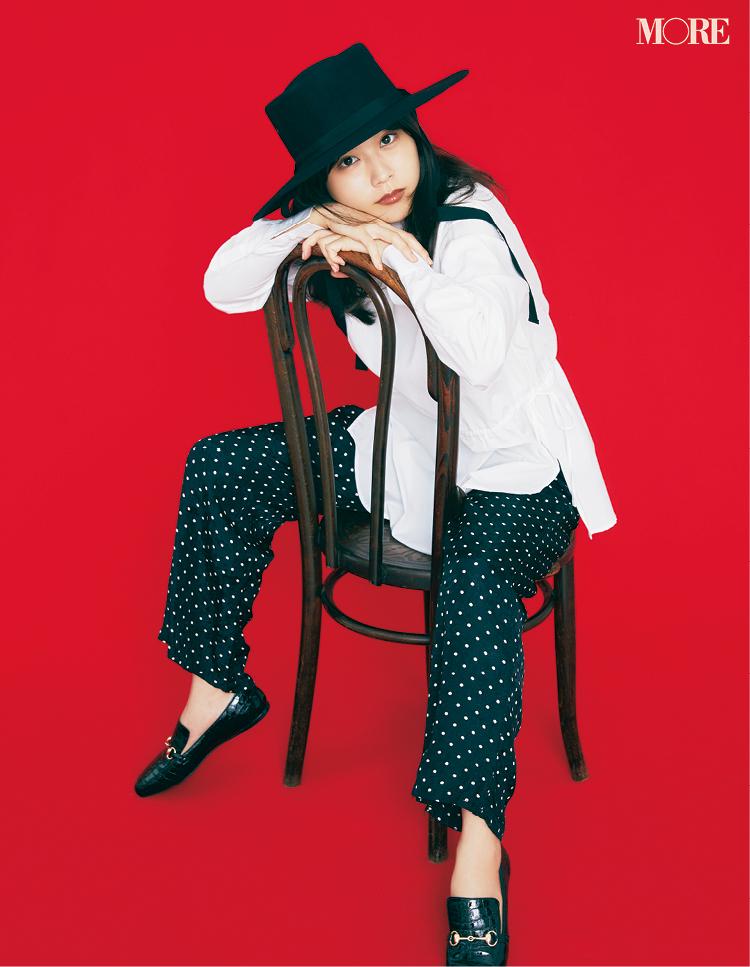 新ドラマ『姉ちゃんの恋人』もスタート! 有村架純さんが語る27歳の気持ち、27歳に似合う靴。_1