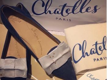 憧れのモデル*ヨンアちゃんディレクションの「COEL」とシューズブランド「シャテル」がコラボ!「Chatelles meet COEL」が最高にかわいすぎる♡
