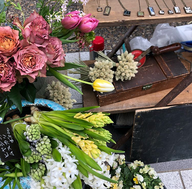 花,店,フラワー,お花