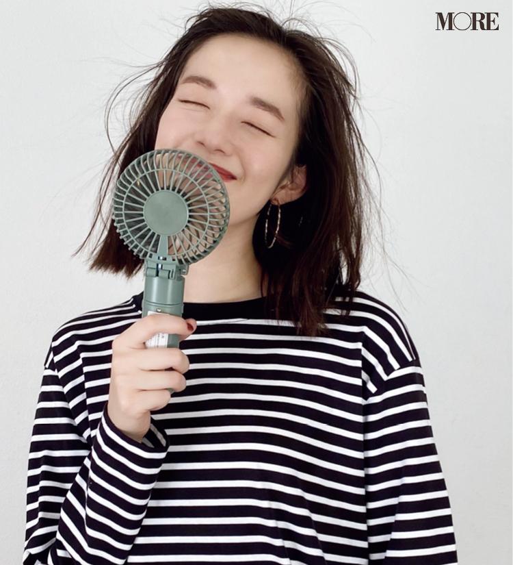 佐藤栞里の癒しでしかない、この表情♡【モデルのオフショット】_1