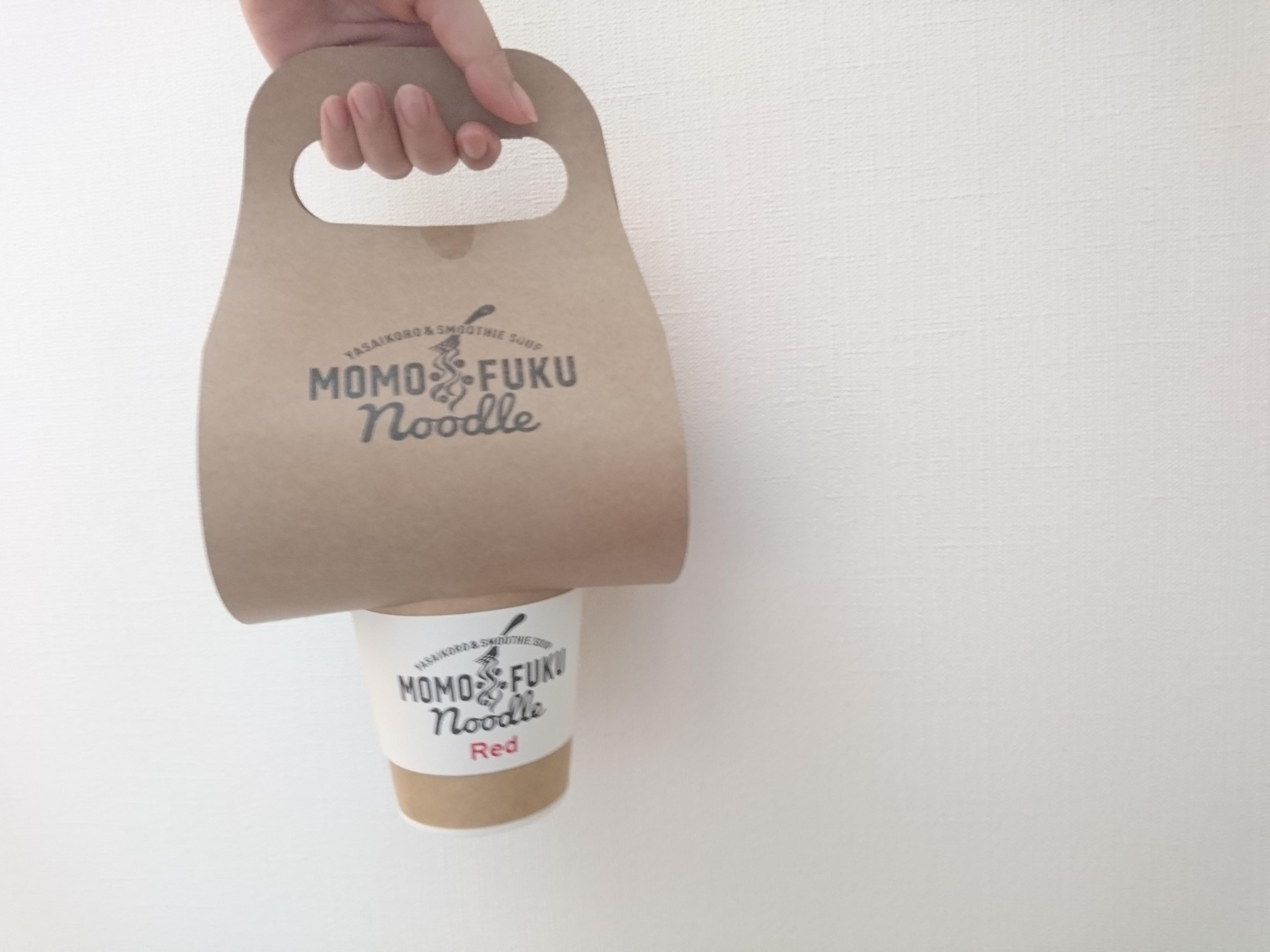 ≪大阪お土産≫カスタマイズ可☆ おしゃれカップラーメン【MOMOFUKU noodle】_1