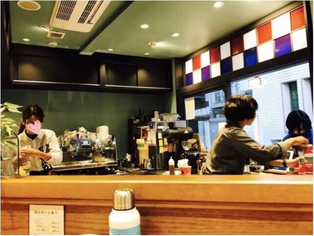【猿田彦珈琲】《BEAMS》初のコーヒースタンドへ★秋限定のパンプキンラテがオススメ!_2
