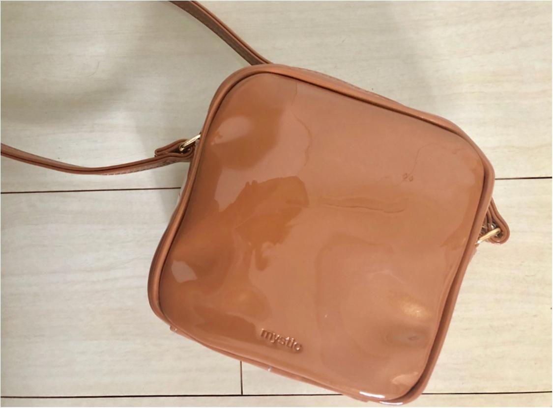 このコーデ、バッグは《GWにお買い物するともらえるノベルティ》なんです!どこのショップかというと・・❤️_2
