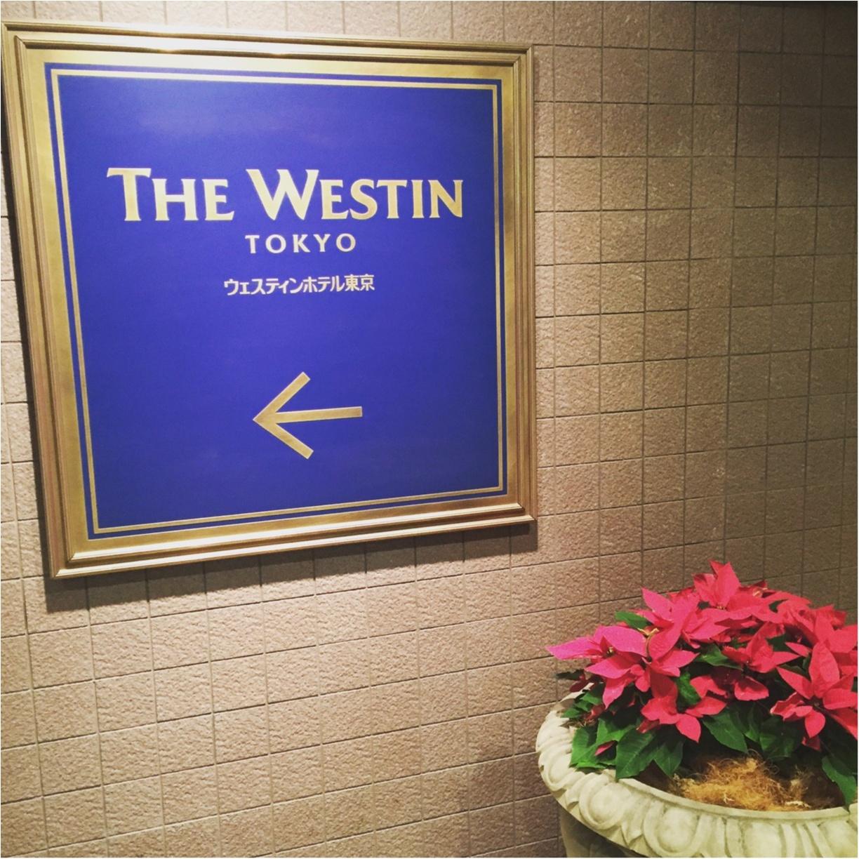 【賀正】ウェスティンホテル東京のスパでご褒美エステ♡綺麗にしてもらったお肌で2017年をスタートさせちゃお✨≪samenyan≫_1