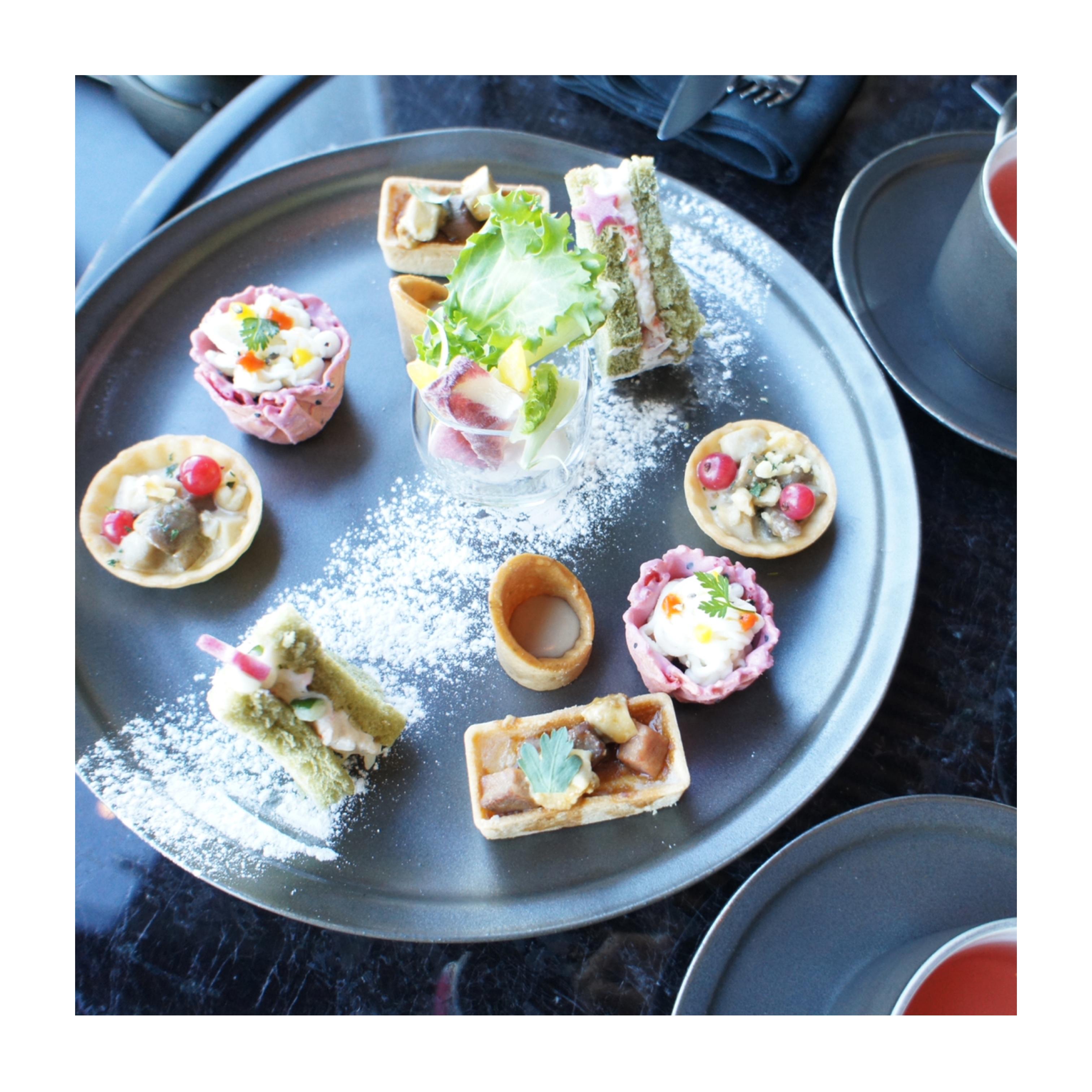 《ご当地MORE★東京》すべてが至福のひととき❤️【アマン東京】Christmas Afternoon Teaに行ってきました☻_6