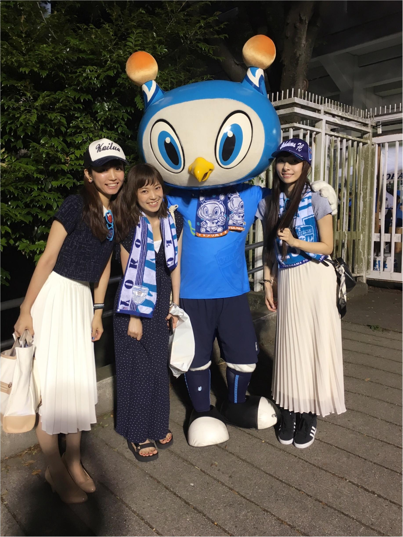 ♡サッカー観戦×モアハピ女子会(*>ω<*)‼︎【横浜FC】♡モアハピ◡̈のぞみ♡_20