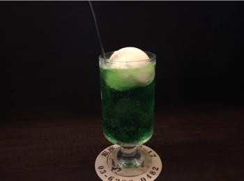 【歌舞伎のススメ*其の8】歌舞伎役者が通う名店喫茶でクリームソーダを味わう♡