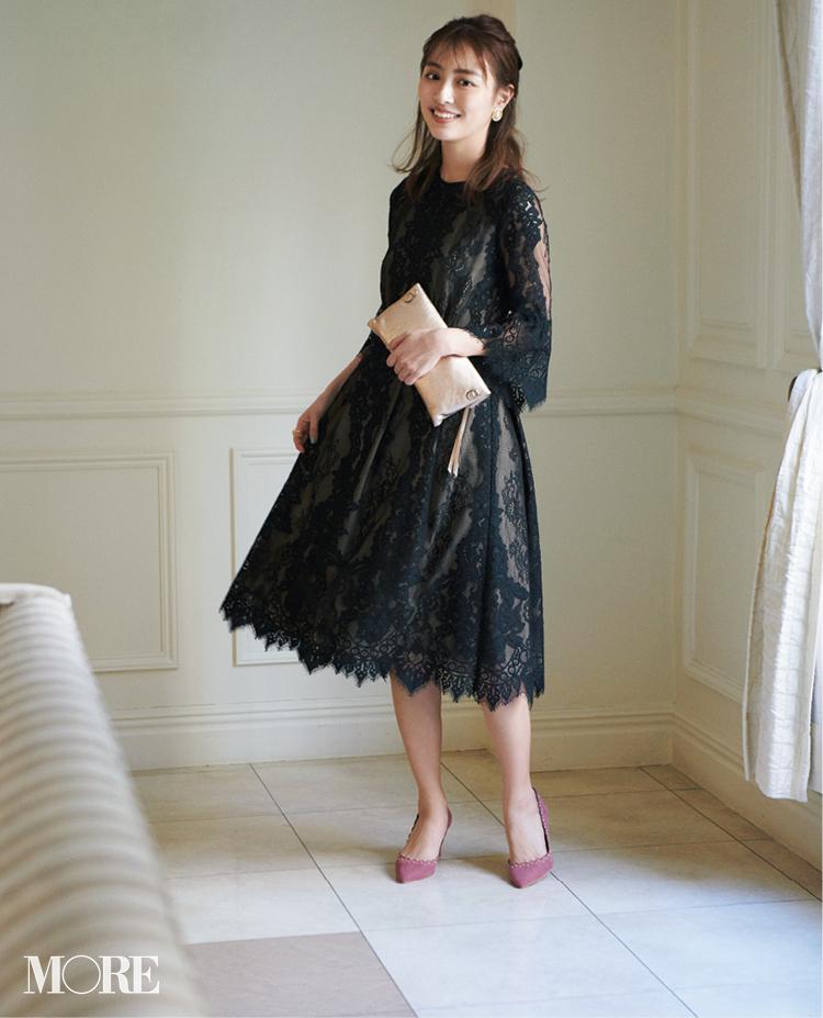 今月のお招ばれドレス、どうしよう!? 「きちんとおしゃれ」はこの9ブランドにおまかせあれ♬_6