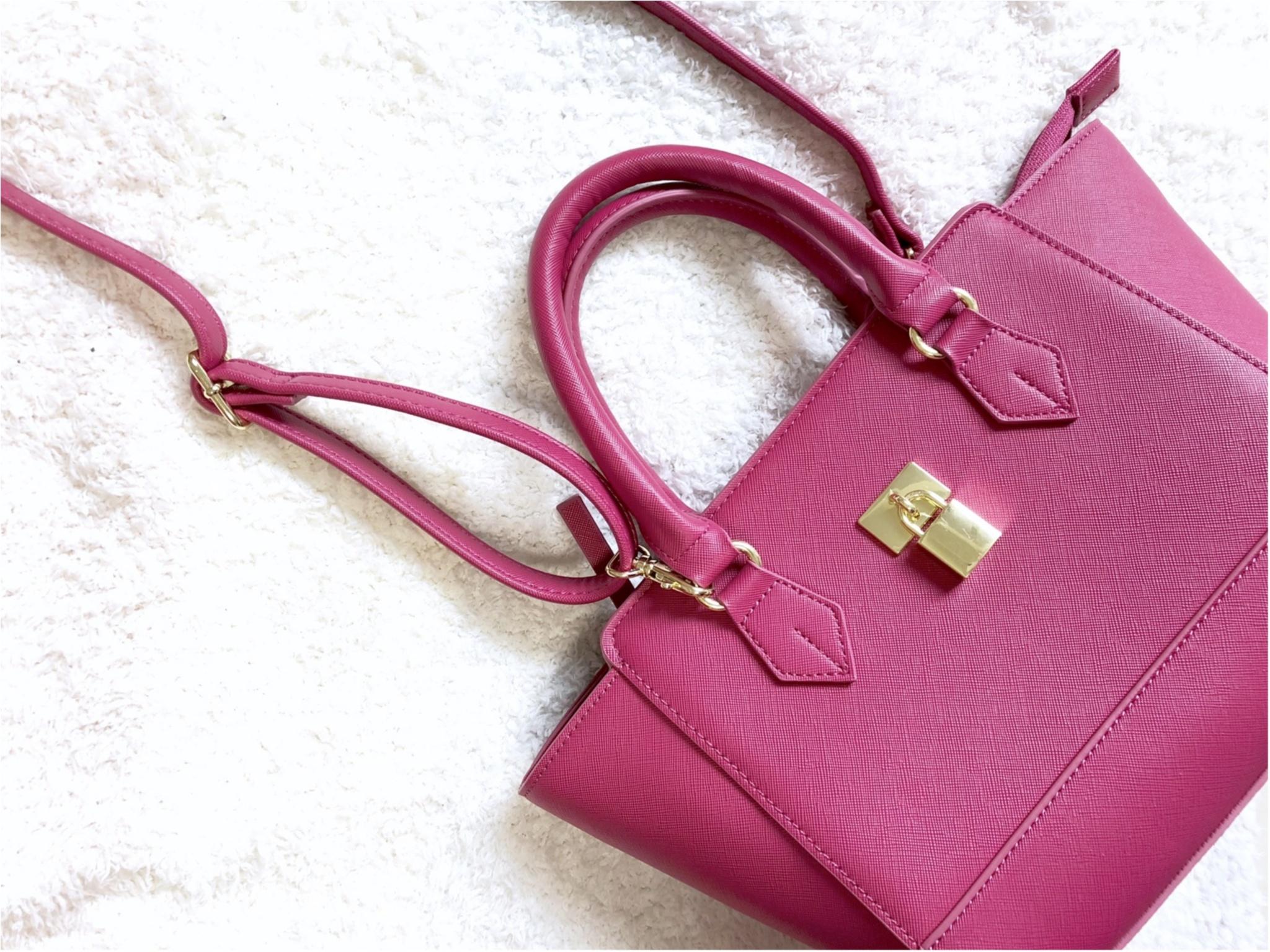 みんなどんなバッグ使ってるの? 憧れブランドもまとめて「愛用バッグ」まとめ♡♡_1_14