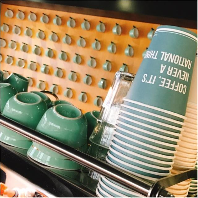 カップのかわいさが話題!【神楽坂】のフォトジェニックなカフェ《MOJO Coffee》に行ってきました♡_2