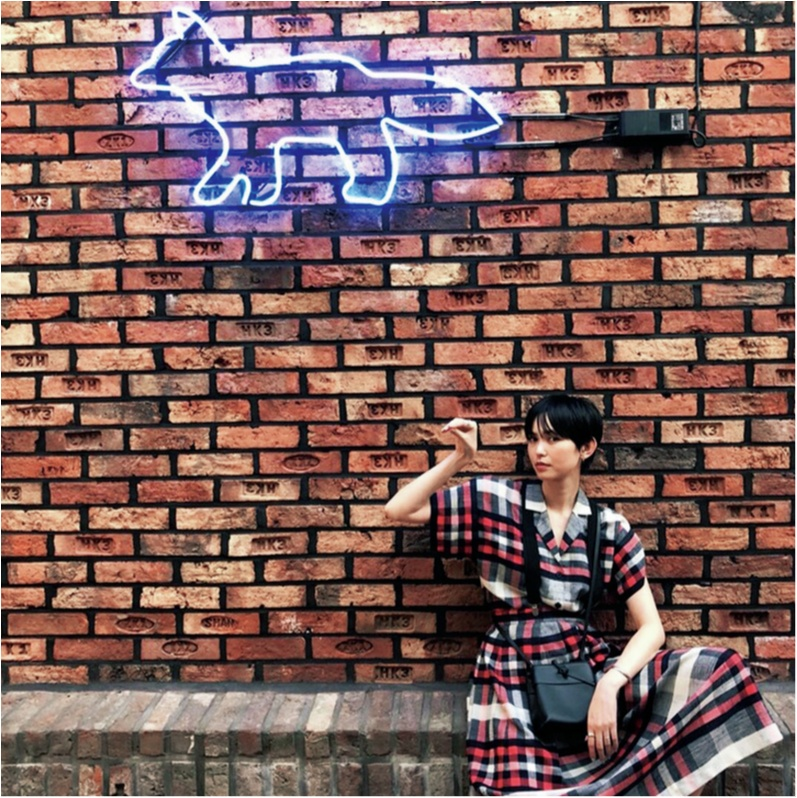 モデルのデジレポ,比留川游,バッグ,私物,KARA