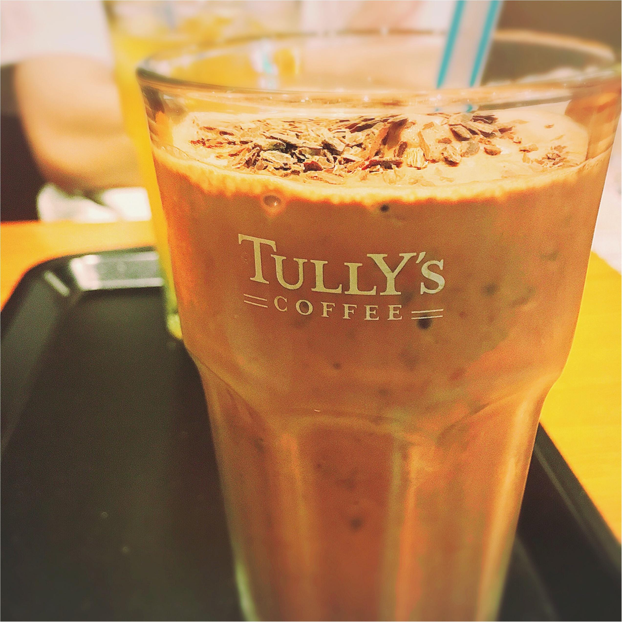 夏チョコの新定番⁈ また飲みたくなる❤️【TULLY'S】チョコリスタ!!!_1