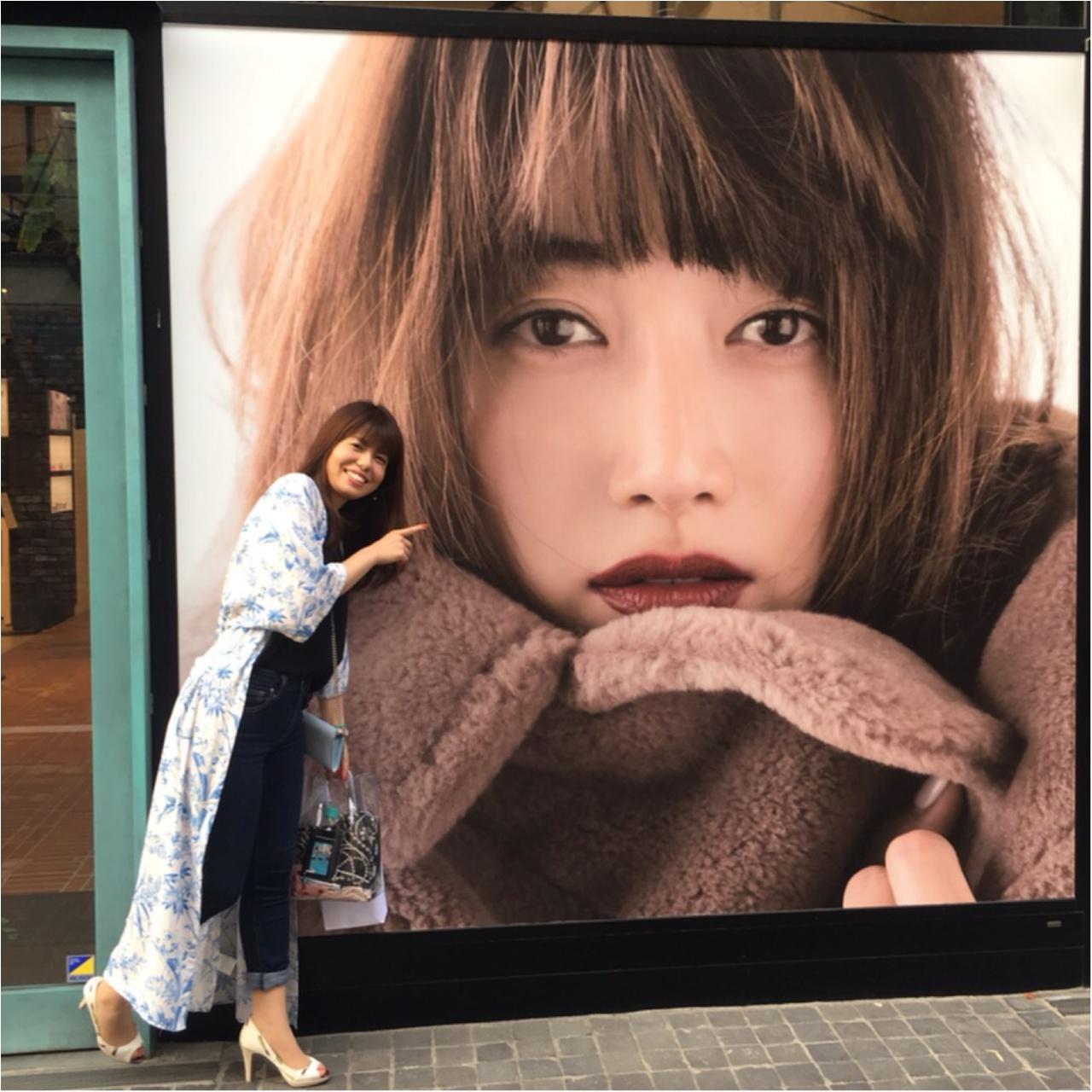"""モデル*ヨンアちゃんディレクションのブランド""""COEL""""のデビューコレクション/ポップアップストアに行ってきました!♡_5"""