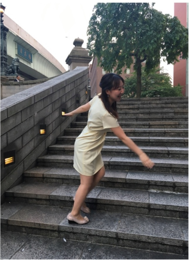 オフィスで映画「美女と野獣」ベル風ファッション★_11