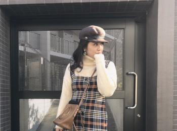『ZARA』のセールでチェック柄のワンピースやスカートをゲット☆ 【 #TOKYOPANDA のセール報告】