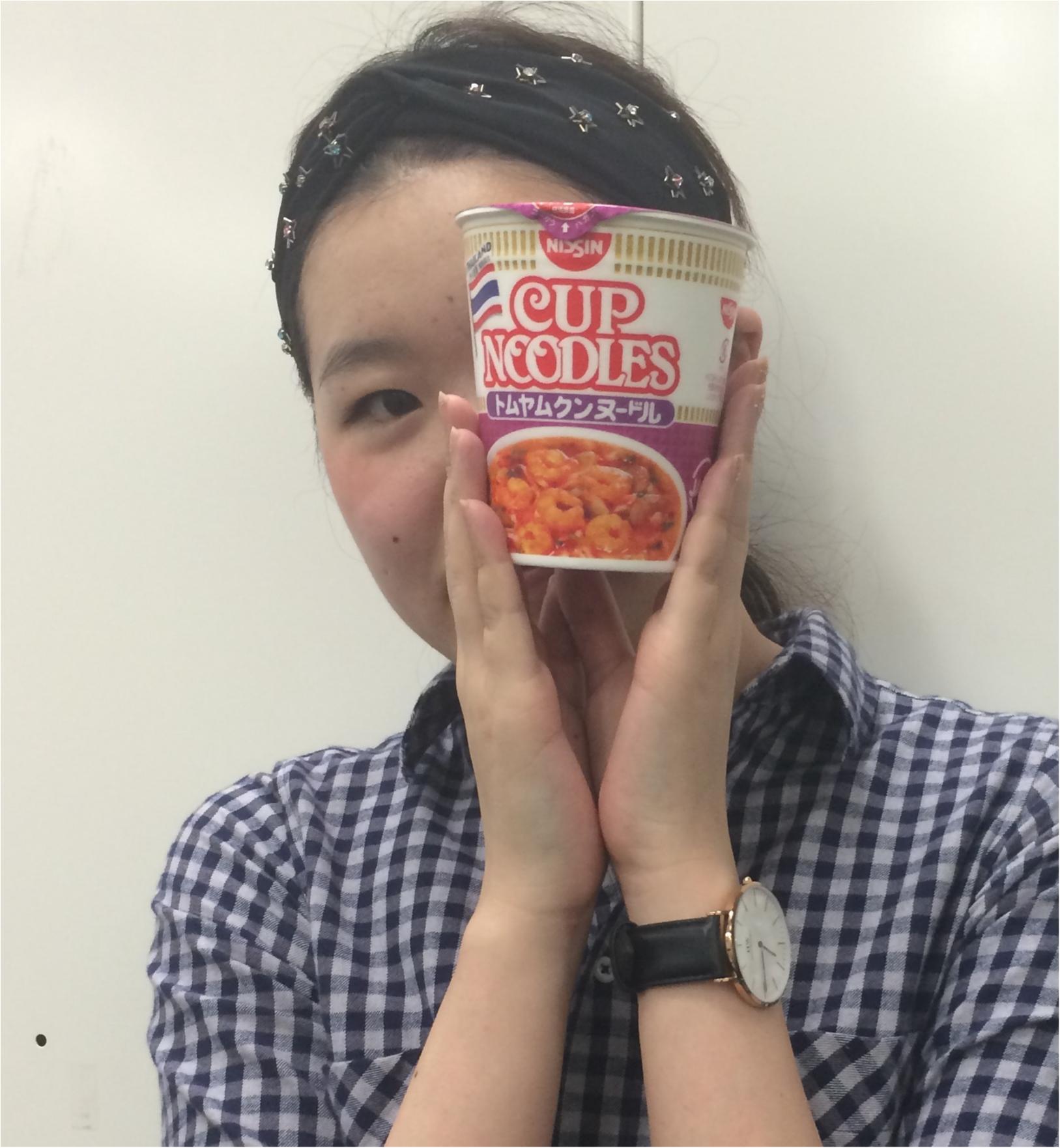 おせちに飽きたら☆ MORE編集部のおすすめカップ麺3選!_3
