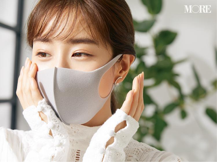 田中みな実さんおすすめのマスクは『PITTA MASK』『西川』。刺激が少なく肌がキレイに見えるものがベスト!PhotoGallery_1_1