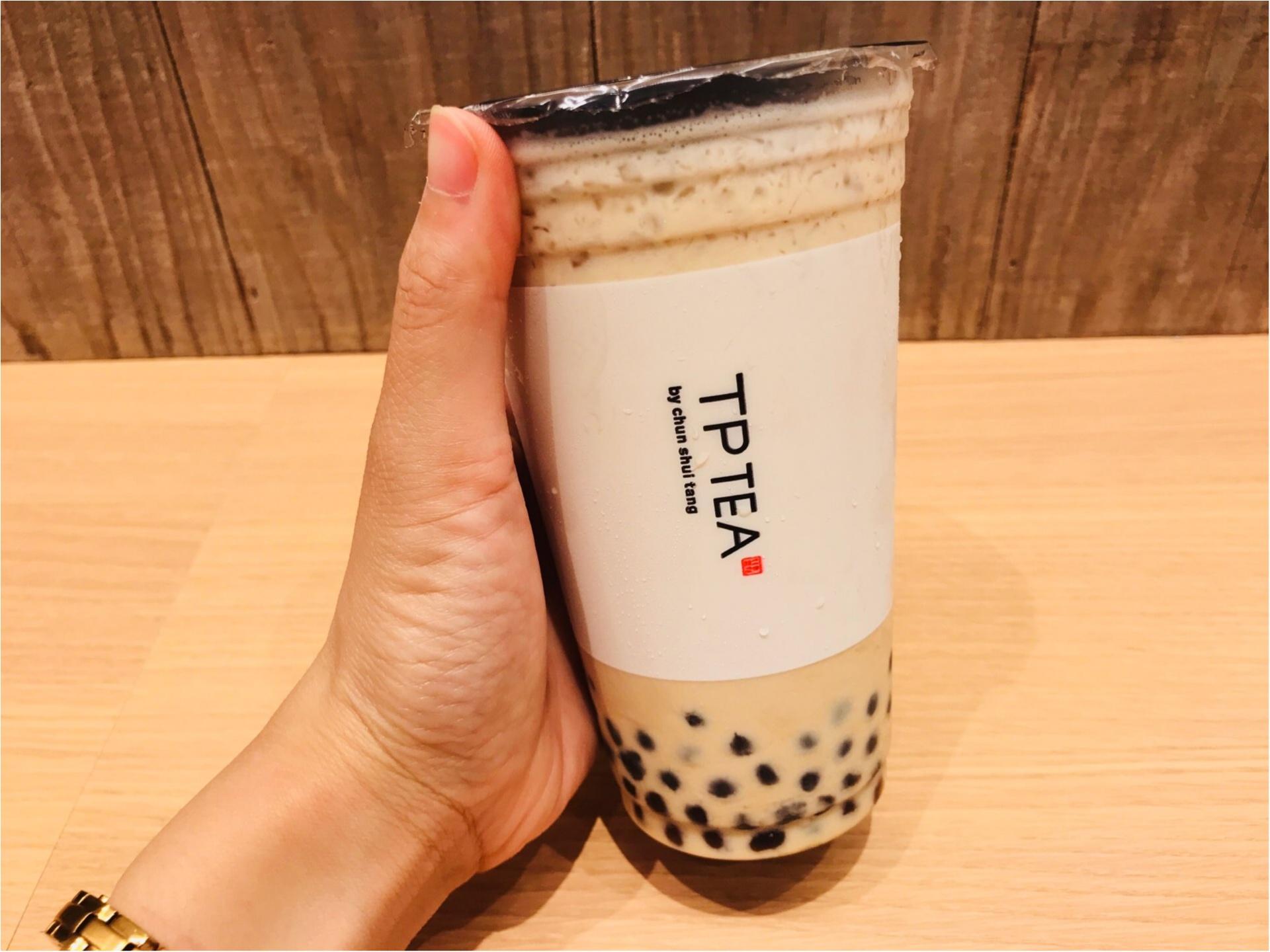 日本初上陸!春水堂のティースタンド【TP TEA】タピオカミルクティーが絶品♡_5