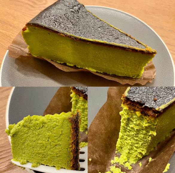 カフェチェーン『PRONTO -プロント-』がリニューアル。おすすめカフェメニュー「STONEMILLの抹茶バスクチーズケーキ」
