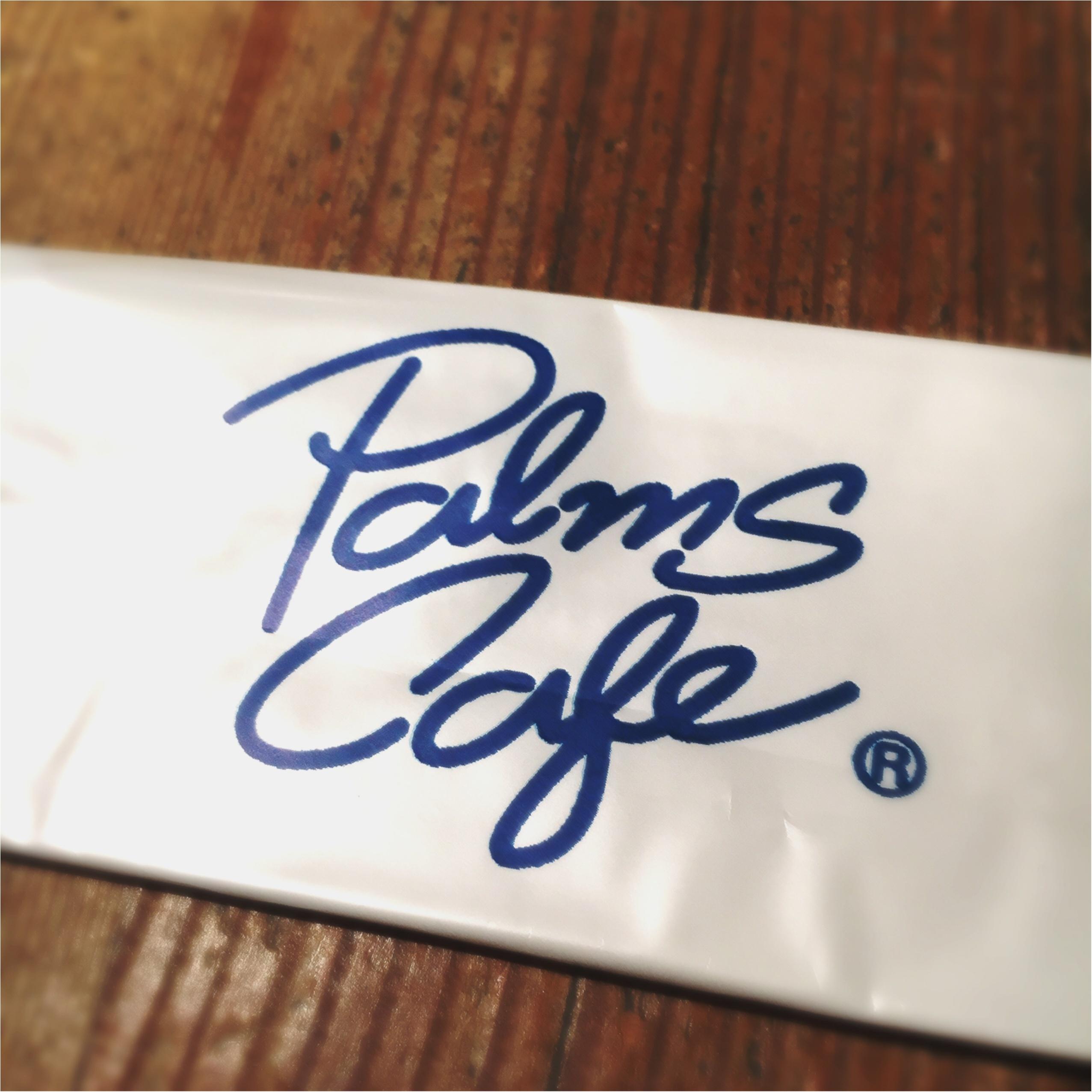 自由が丘で至福のふわとろオムライス❤️【Palms cafe】_5