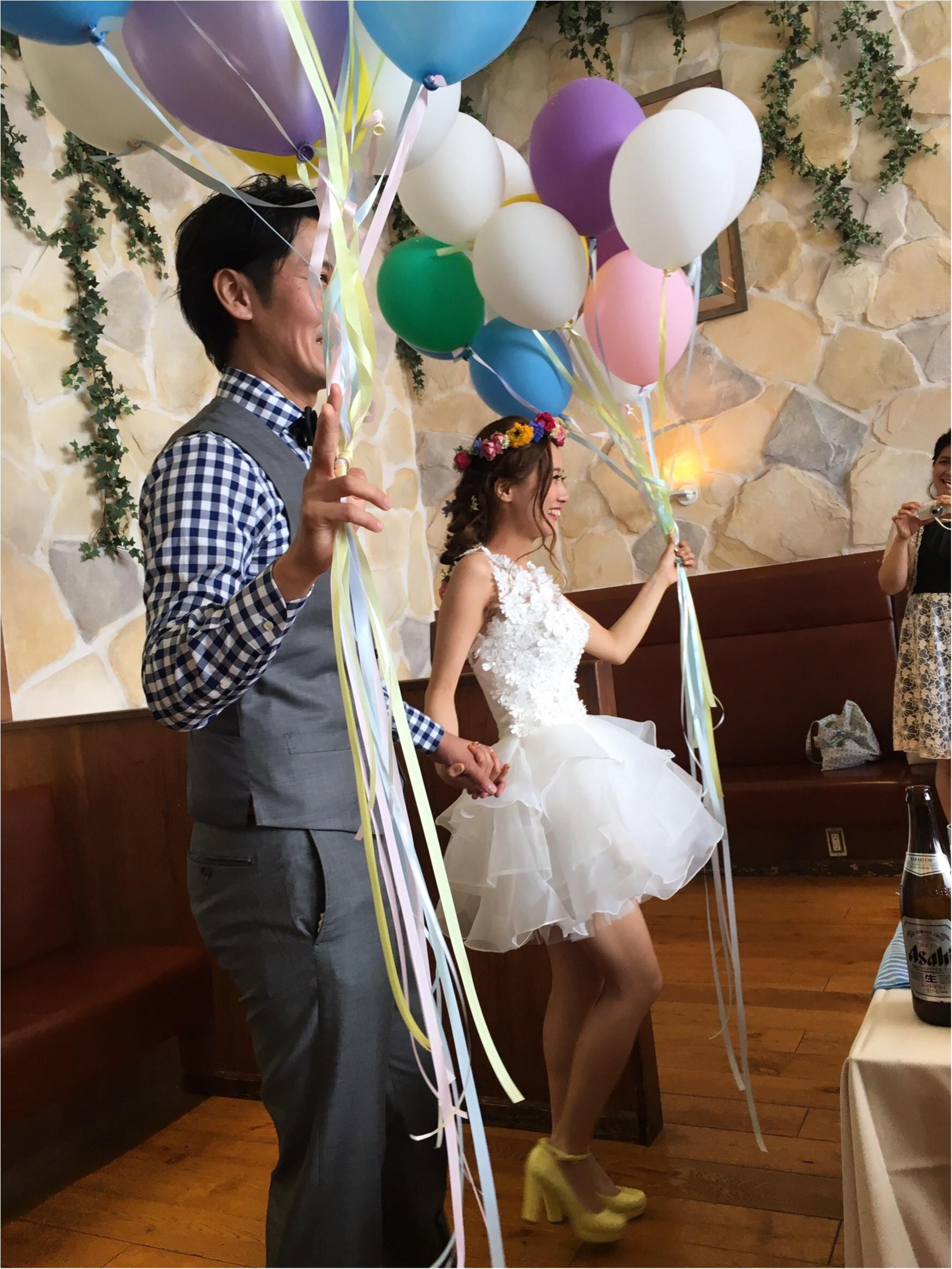 """【Wedding】え、ここはアメリカですか?可愛いの嵐♡!憧れ×理想の""""海外風 ウエディング""""がインスタ映え最高って話。_18"""