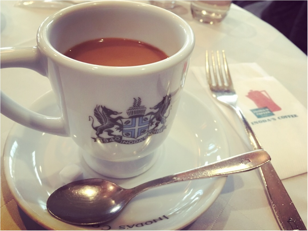 【京都】地元で大人気!喫茶店イノダコーヒーでモーニング★_7