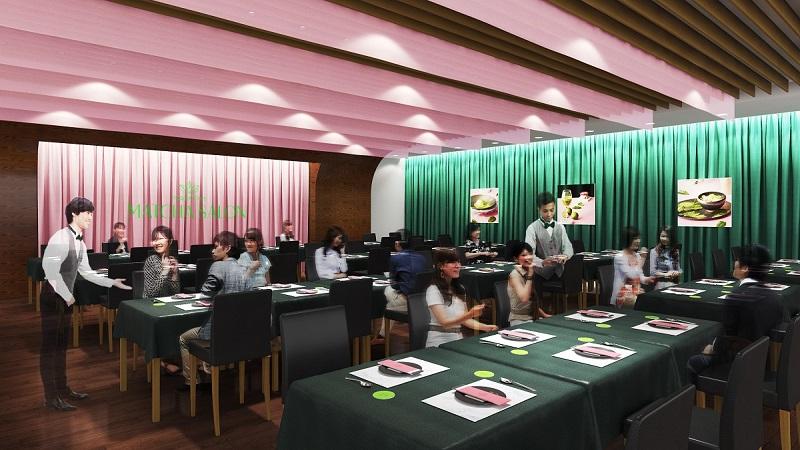 『ハーゲンダッツ』初! 抹茶のコースメニューを楽しむ 「ハーゲンダッツ マッチャサロン」、東京に期間限定オープン♡_2