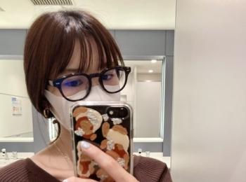 【疲れ目さんに!】普段から使えるお洒落ブルーライトカットメガネ