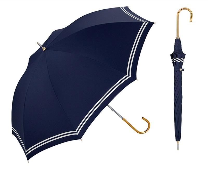 Wpc.のセーラー柄日傘