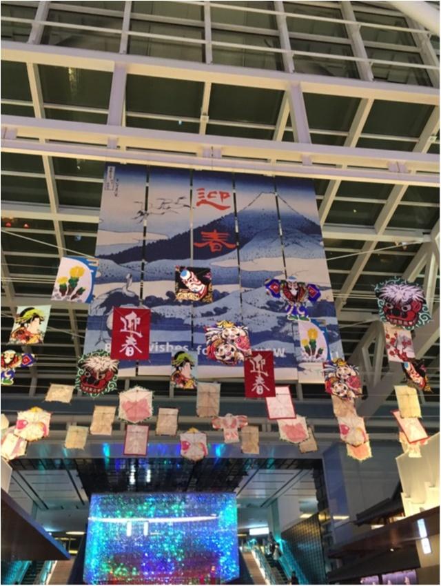 年末年始の羽田空港がアツイ。旅行がなくても行きたいホットスポット❤️_4