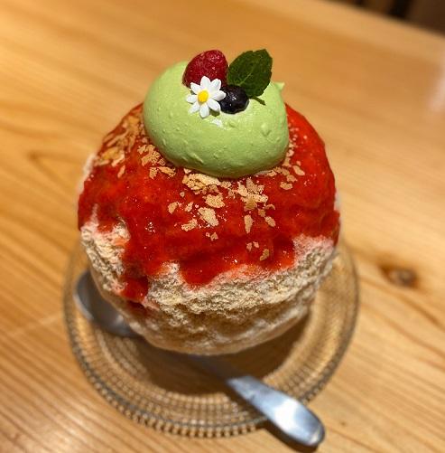 静岡県『茶氷プロジェクト』おすすめかき氷3選! 抹茶・ほうじ茶・紅茶など、個性豊かなお茶の味わいがずらり_3