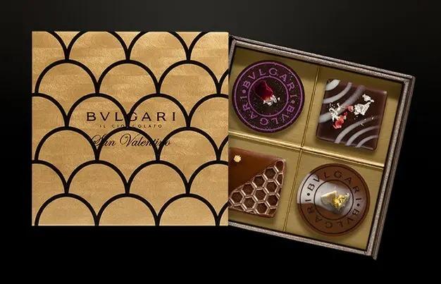 2021バレンタイン「ブルガリのチョコレート・ジェムズ」