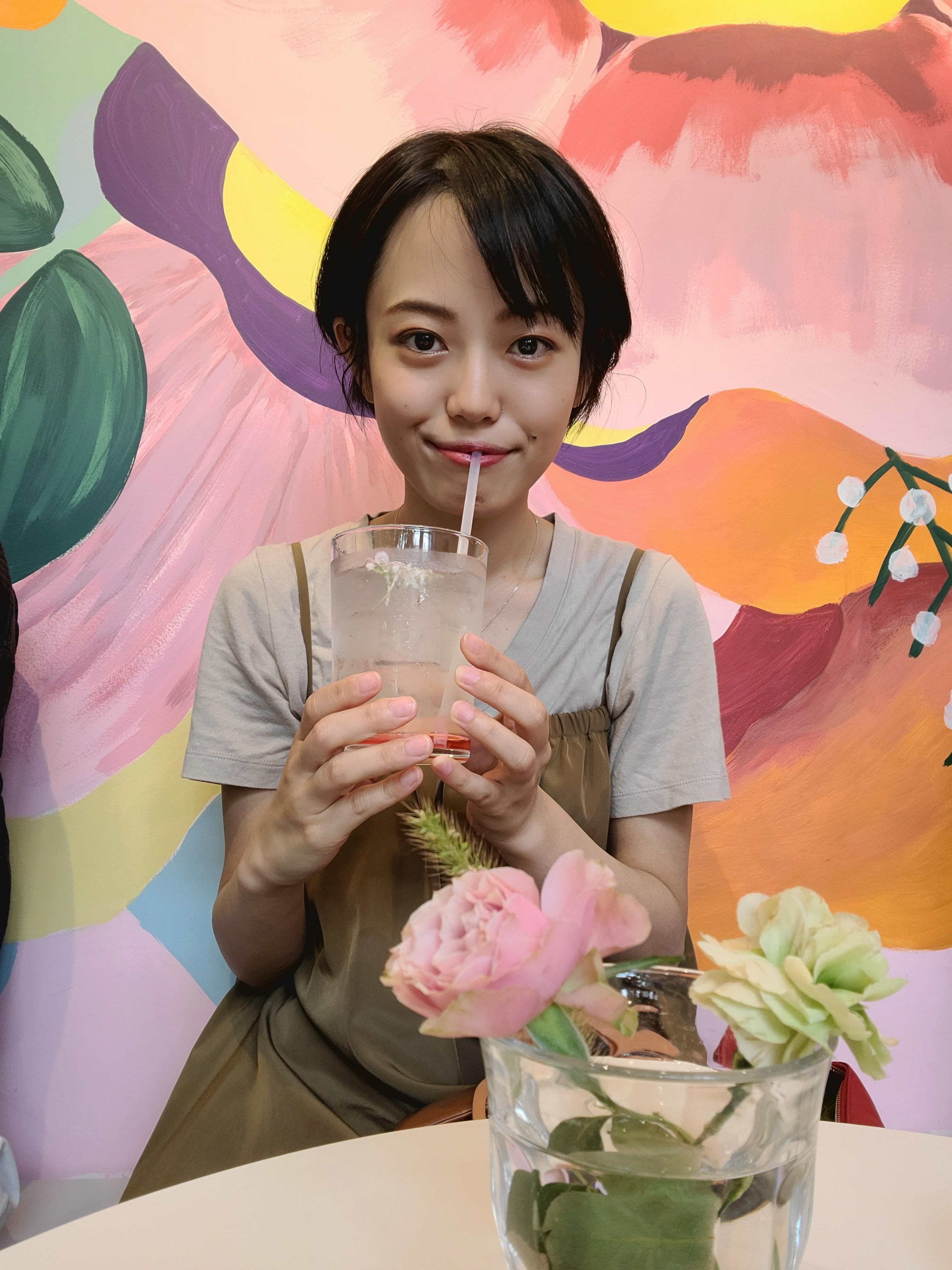 《FLOWERS BAKE&ICE CREAM》お花をコンセプトにしたカフェに行ってきた!@立川_6