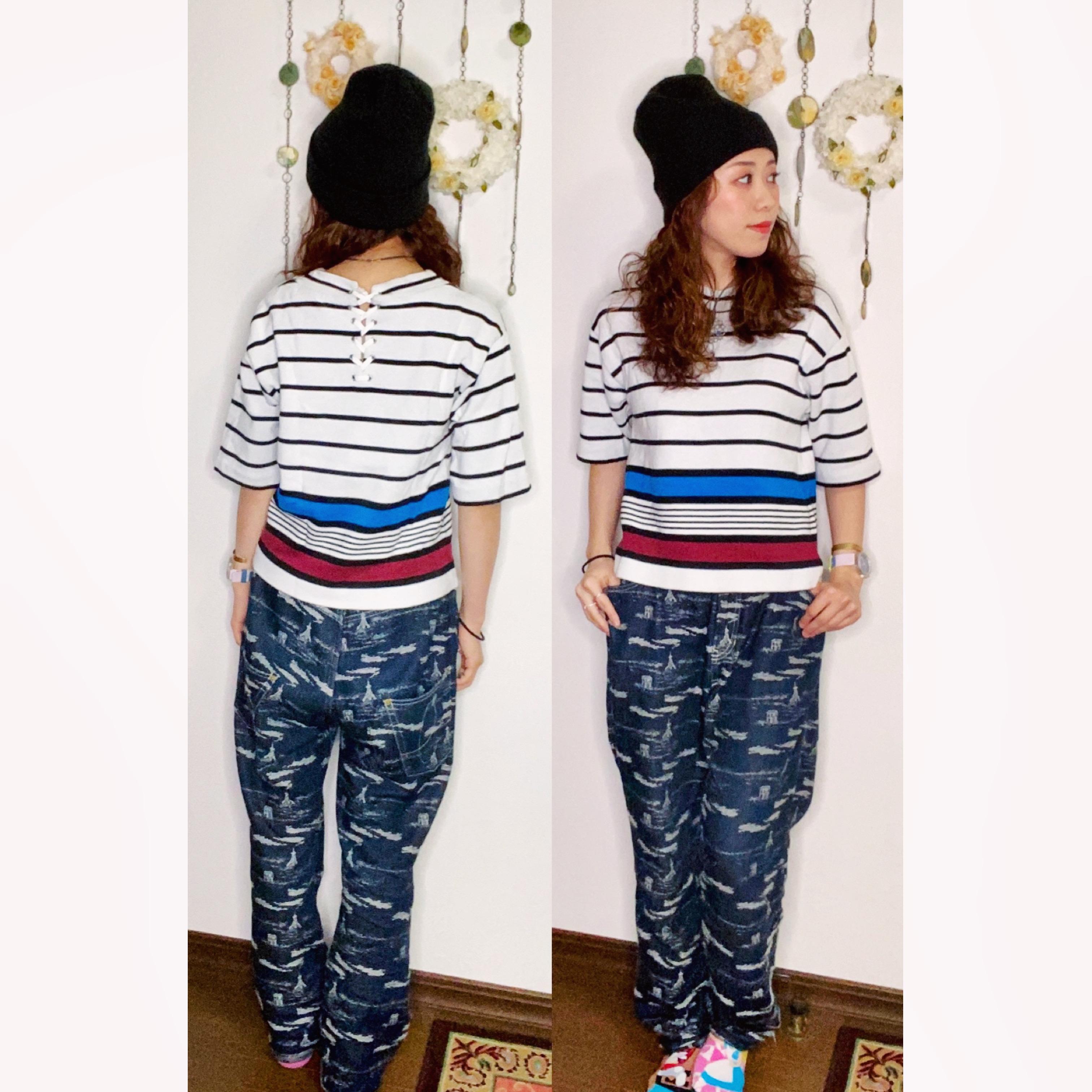 【オンナノコの休日ファッション】2020.9.9【うたうゆきこ】_1