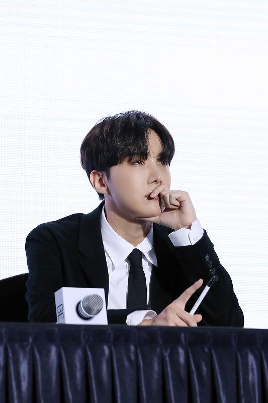 BTSのメンバー・J-HOPEさん