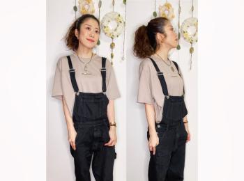 【オンナノコの休日ファッション】2020.8.5【うたうゆきこ】