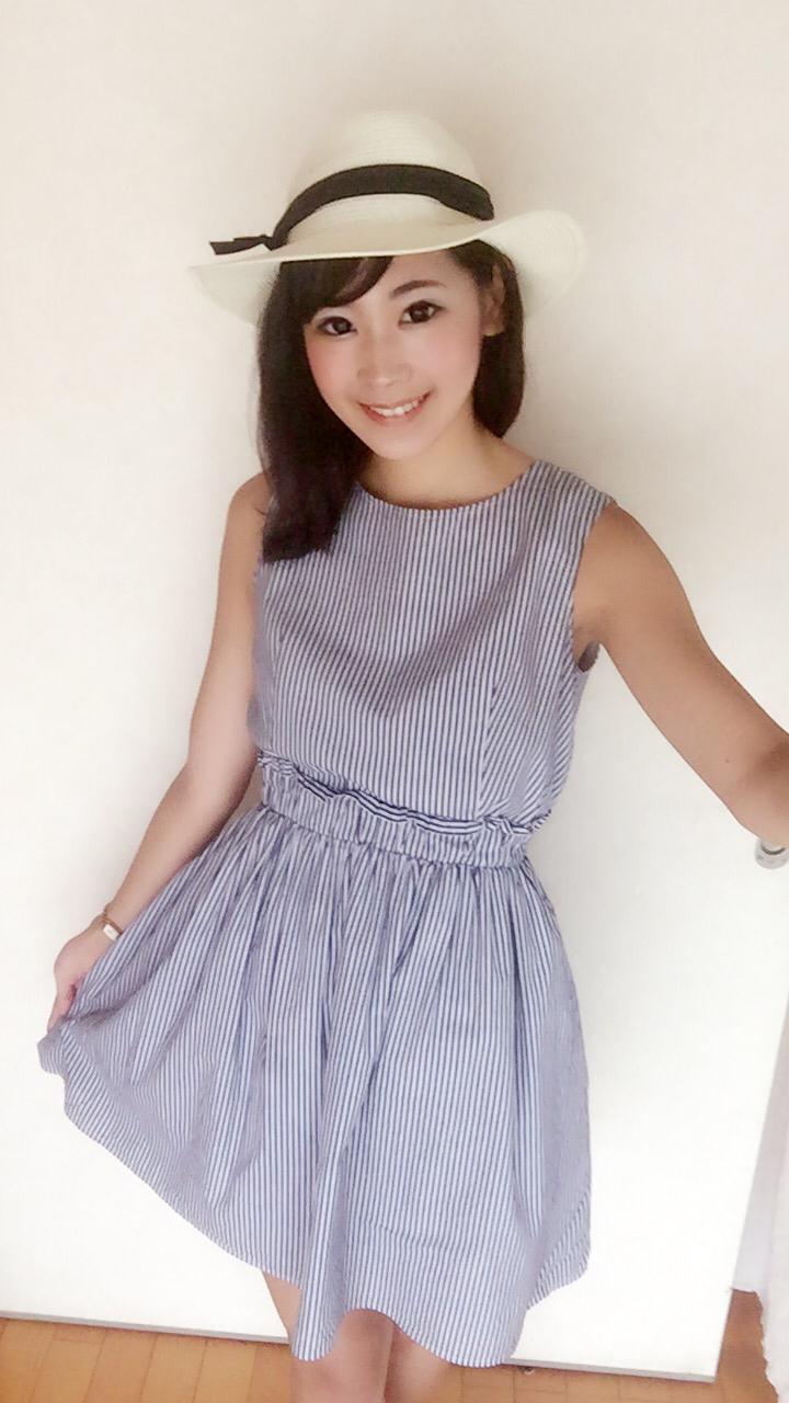 【しまむらファッション】爽やかワンピースで夏らしく…♪_2