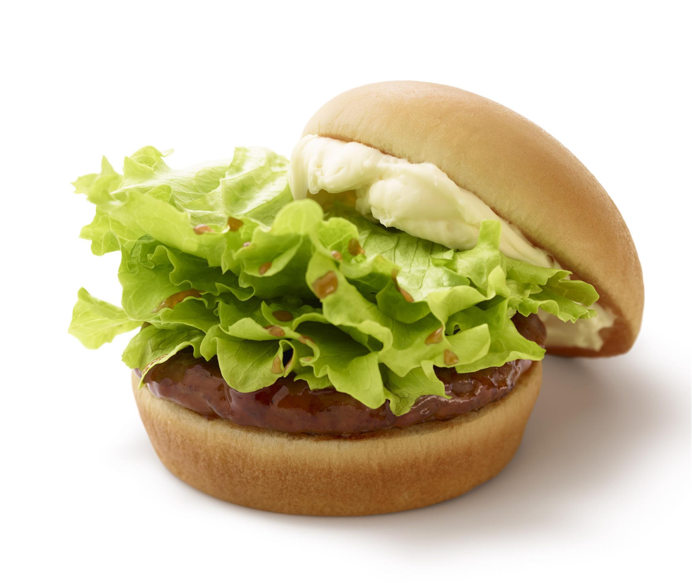 『モスバーガー』の定番バーガーとクリームチーズが出合っちゃった♡_1