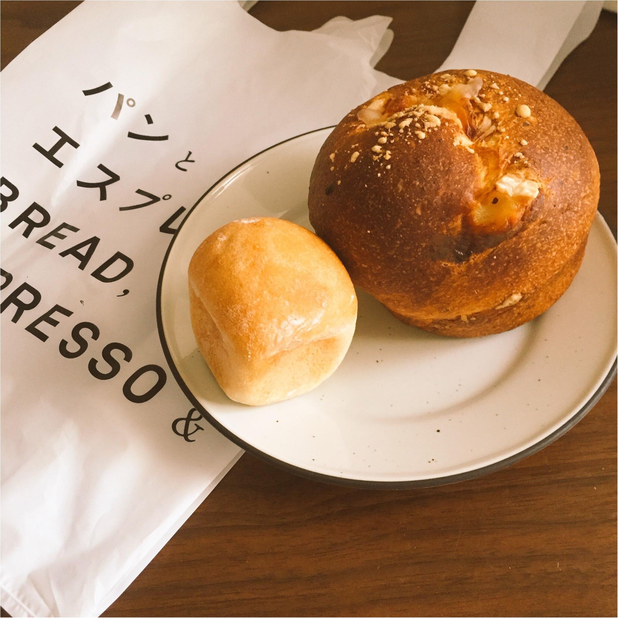 ついについに!関西上陸!♡パンとエスプレッソと、にて話題の食パンをいただきました!♡_4