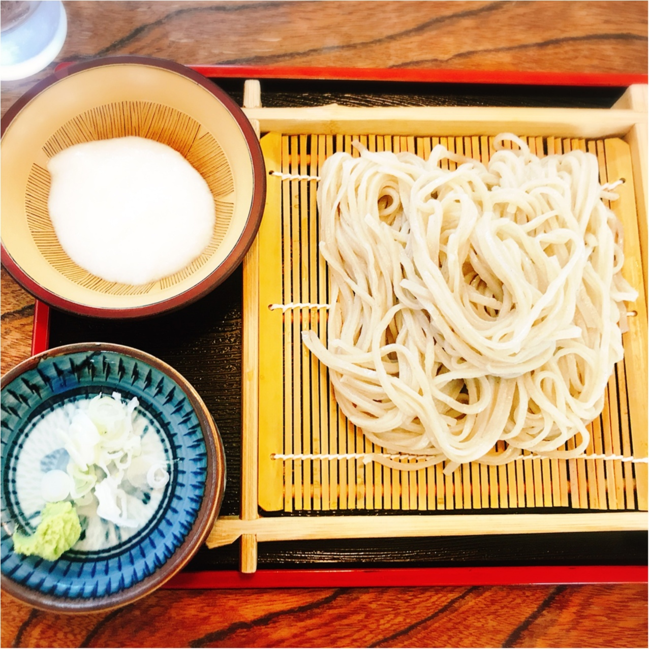 《長瀞グルメ》ライン下りのあとはココ♡「生そば たむら」の絶品お蕎麦と◯◯揚げ!_3_1
