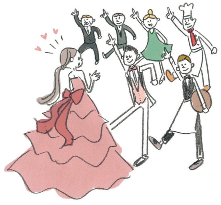 フラッシュモブをしてもらったら、いくらかかる? 「イマドキ結婚式で叶えたいこと」のリアル予算!_1