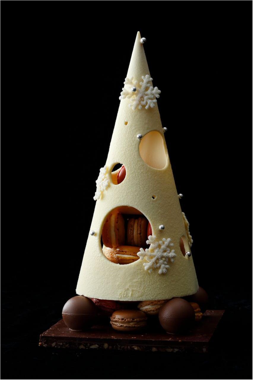 【クリスマスケーキを予約しなきゃ!⑤】『パレスホテル東京』のリッチなケーキが特別な夜をお約束♡_2