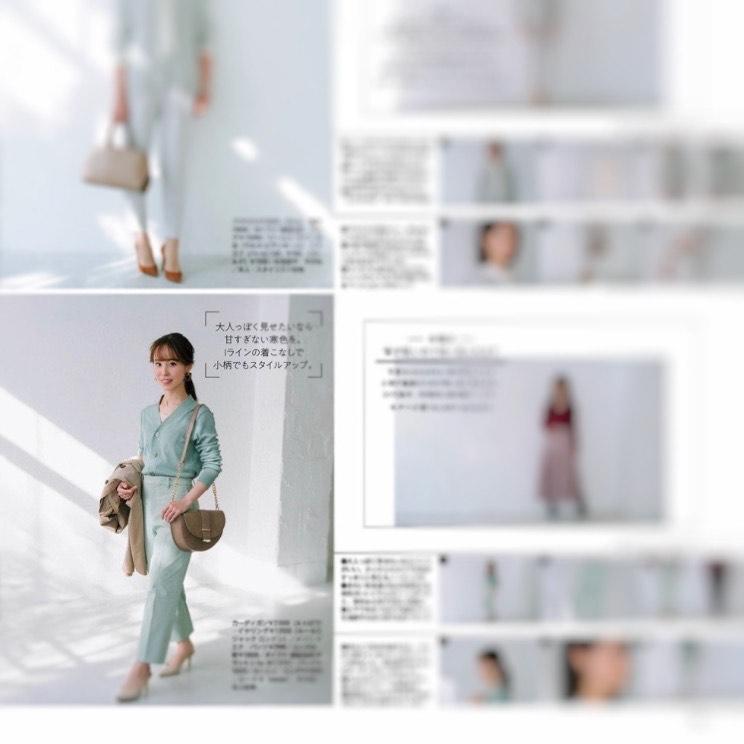 MORE3月号発売♡付録はETVOS♡_1