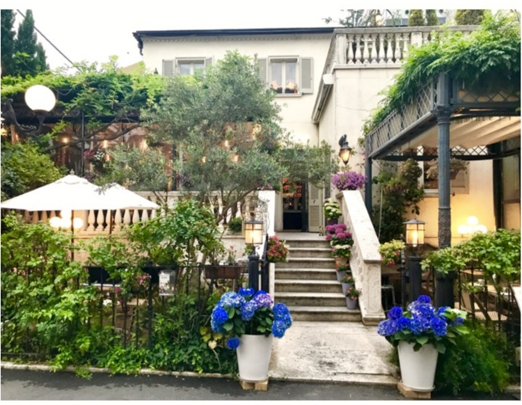 【FOOD】華のある女子会に⋈お花に囲まれイタリアン 表参道bamboo が素敵♡_1