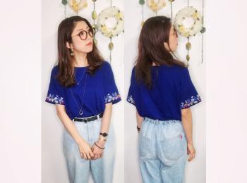 【オンナノコの休日ファッション】2020.5.31【うたうゆきこ】