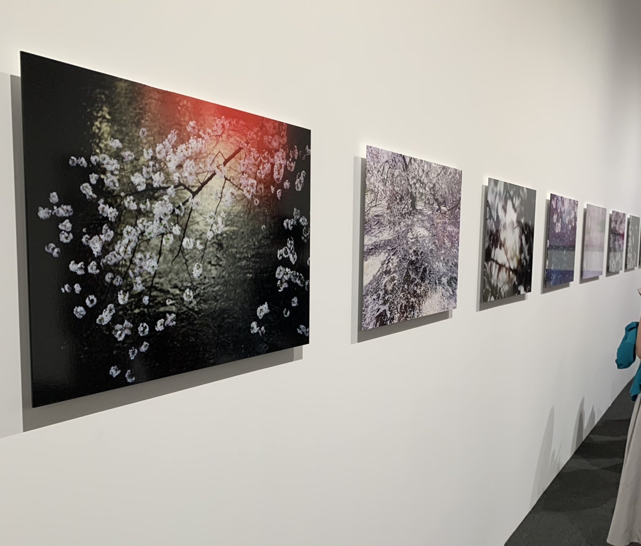 11/14(日)まで!上野の森美術館で開催中の蜷川実花展に行ってきました!_2