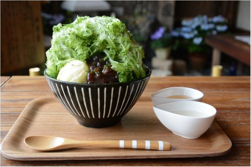 """かき氷ラバー必見! この夏、静岡県でぜったいに食べておきたい """"お茶かき氷"""" 10選♡_6"""