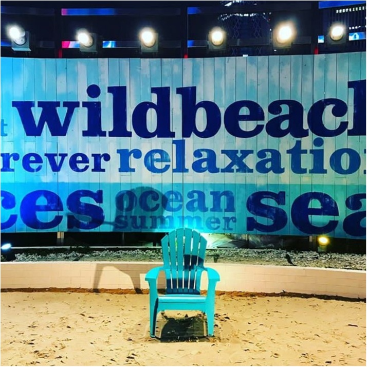 【おでかけ】新宿のWILD BEACHでリゾート気分を味わえるビアガーデンでBBQしてきました★_4
