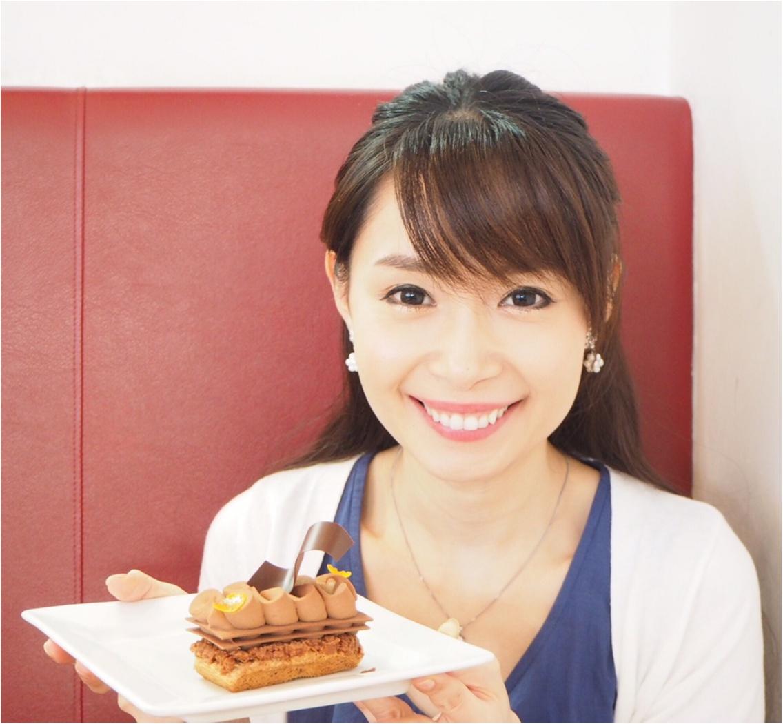 東京・自由が丘エリアで人気のケーキ店♡パティスリー・パリ セヴェイユ_1